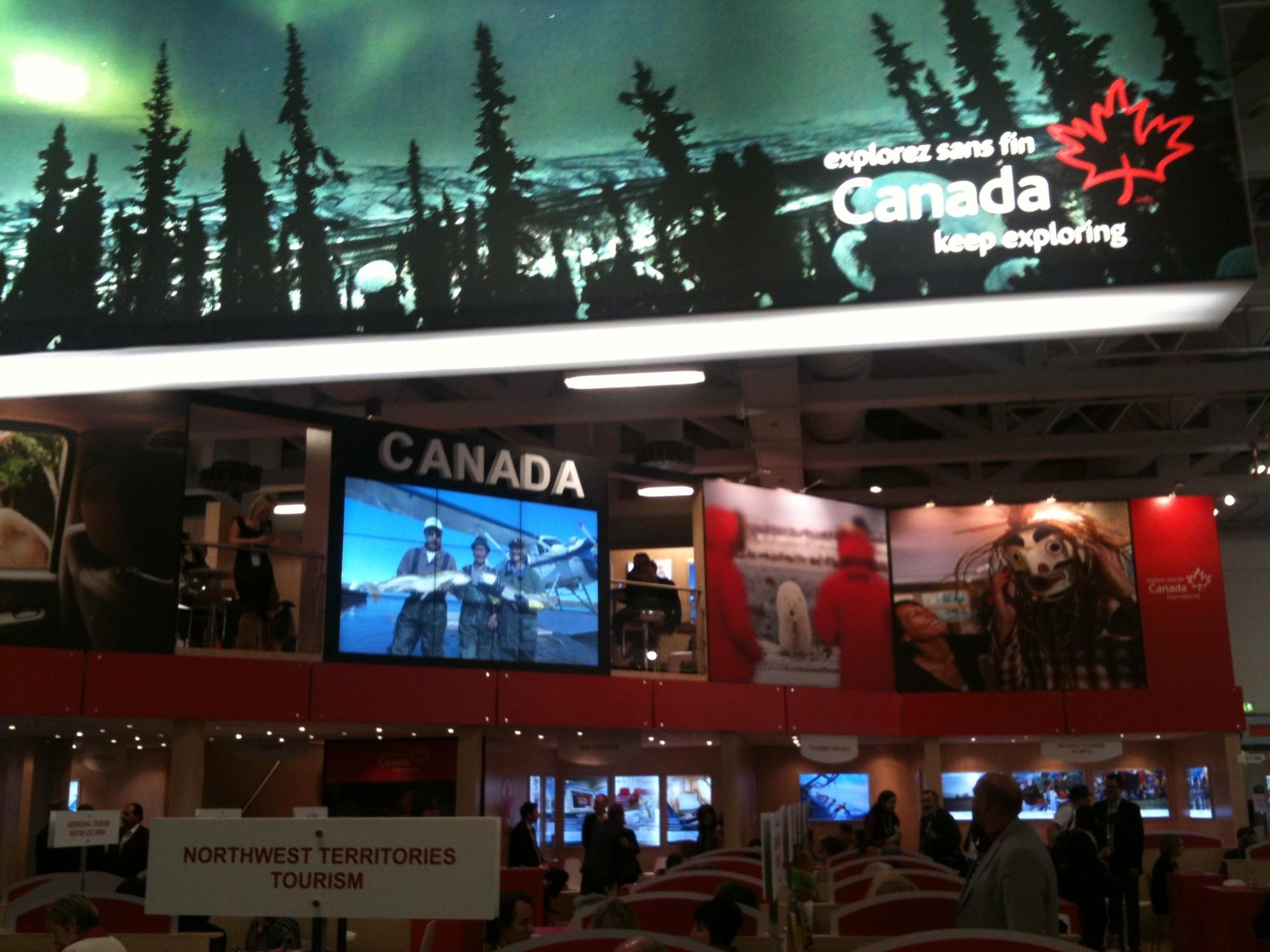 Canada auf der ITB