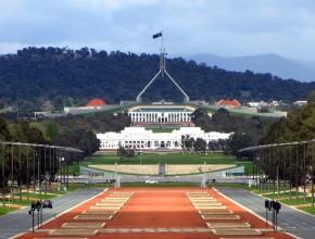 Canberra Parlamentshaus_Foto in-australien.com