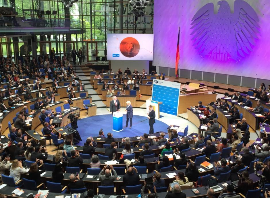 Professionelles Eventmanagement mit Blaschke PR beim Deutsche Welle Global Media Forum seit über 10 Jahren erfolgreich.