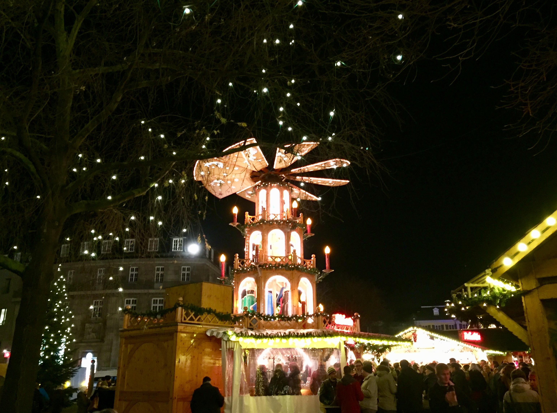 Weihnachtsgrüße vom Bonner Weihnachtsmarkt
