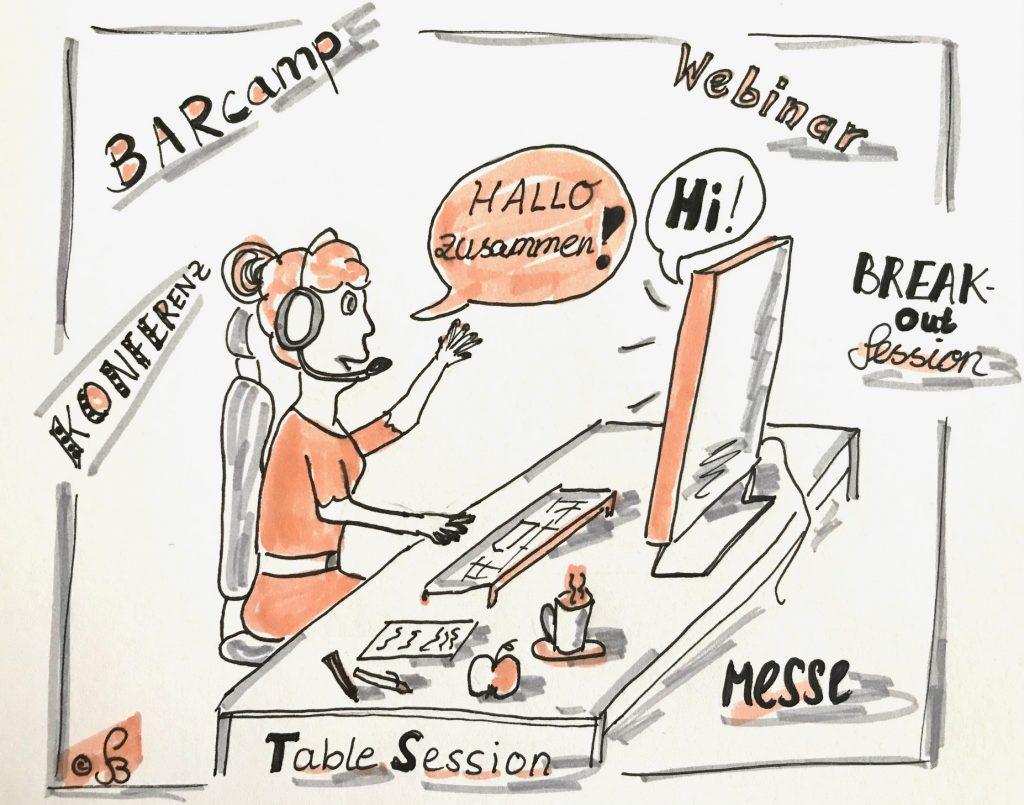 Eventberatung vom Barcamp bis zur Konferenz